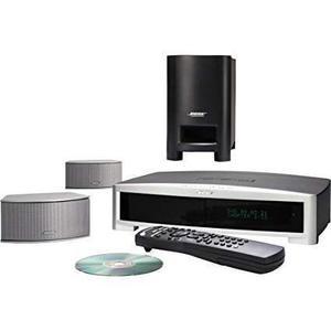 Bose AV3-2-1 Serie 2 Soundbar & Kotiteatteri - Harmaa