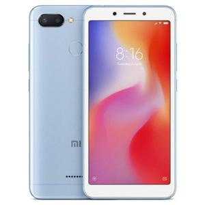 Xiaomi Redmi 6 32 Gb Dual Sim - Aurora Blue - Ohne Vertrag