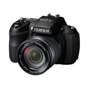 Kompakt Bridge Kamera Fujifilm FinePix HS25EXR Schwarz + Objektiv Fujifilm Super EBC Fujinon Lens 24-720 mm f/2.8-5.6