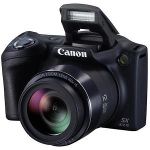 Cámara compacta Canon Powershot SX412 IS - Negro
