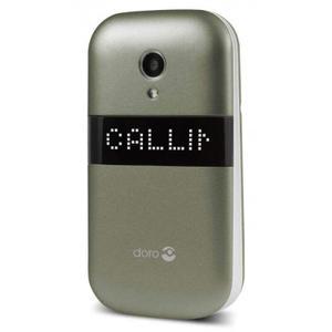 Doro 6050 Dual Sim - Grijs- Simlockvrij