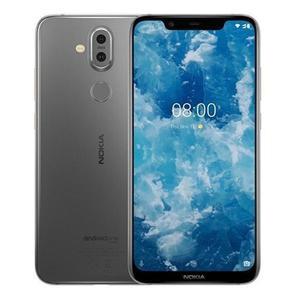 Nokia 8.1 64 Go - Gris - Débloqué