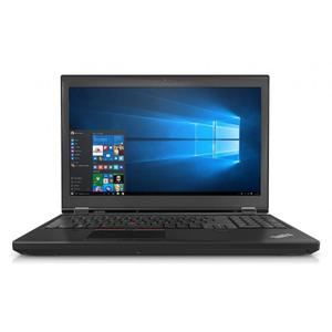 "Lenovo ThinkPad P50 15"" Core i7 2,7 GHz  - SSD 256 GB - 16GB Tastiera Francese"