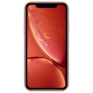 iPhone XR 256GB - Koralli - Lukitsematon