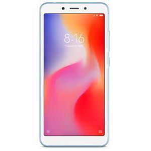 Xiaomi Redmi 6A 32GB Dual Sim - Sininen - Lukitsematon
