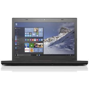 "Lenovo ThinkPad T460 14"" Core i5 2,4 GHz  - SSD 500 GB - 8GB Tastiera Francese"