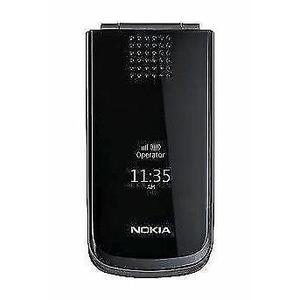 Nokia 2720 fold 0,009 Gb - Schwarz - Ohne Vertrag