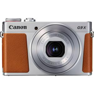 Cámara compacta Canon G9X Mark II - Plata/Marrón