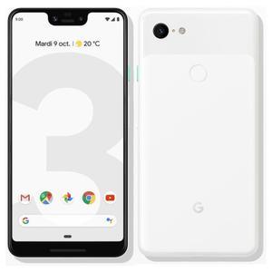 Google Pixel 3 128 Go   - Blanc - Débloqué