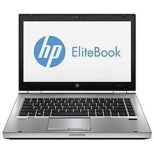 """HP EliteBook 8470P 14"""" Core i5 2,8 GHz - HDD 500 GB - 8GB - teclado francés"""