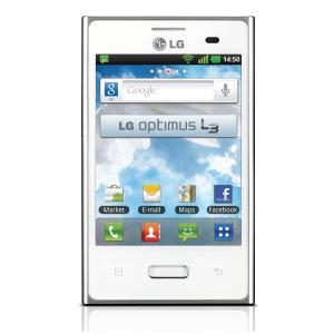 LG Optimus L3 4 Go   - Blanc - Débloqué