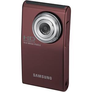 Kompaktkamera  HMX-U10BP Rot + Objektiv 1X Optical Zoom Lens 7.9 mm f/3.0