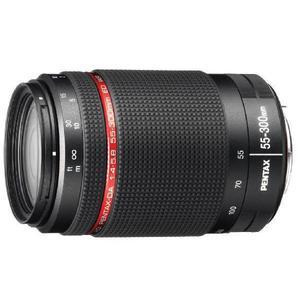 Lens Pentax K HD DA 55-300 mm f/4-5.8 ED WR