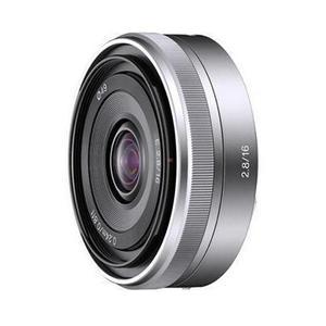 Objektiivi Sony E 16mm f/2.8