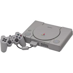 Console Sony PlayStation 1 16GB + Controller - Grijs