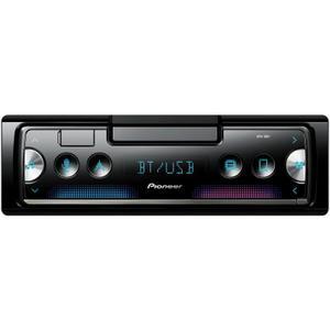Radio stéréo Bluetooth Pioneer SPH-10BT - Noir / Argent