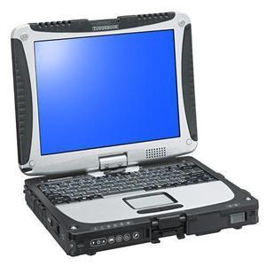 "Panasonic ToughBook CF-19 MK6 10"" Core i5 2,6 GHz  - SSD 480 Go - 8 Go AZERTY - Français"