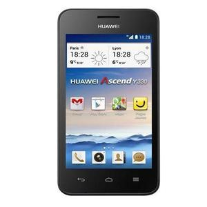 Huawei Ascend y330 4GB - Zwart (Midnight Black) - Simlockvrij