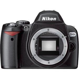Reflex Nikon D40x + Objectif AF-S DX 18-55 mm - Noir