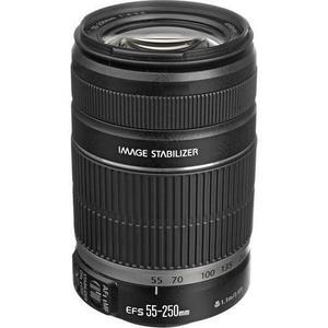 Objectif Canon EFS 55-250MM F / 4-5.6 IS II