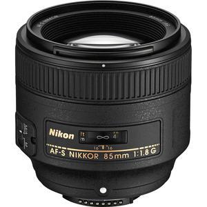 Objetivo Nikon AF-S NIKKOR 85mm f/1.8G