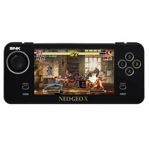 Snk Neo Geo X Gold - HDD 0 MB - Negro