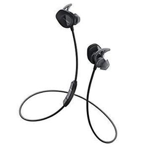 Headset Bluetooth Bose SoundSport BT - Schwarz