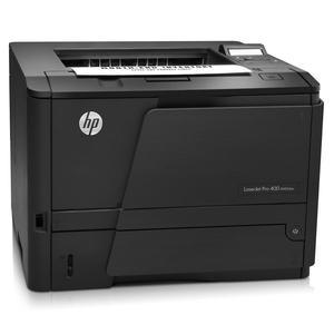Mustavalkolasertulostin HP LaserJet Pro 400 M401dne