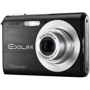 Compact - Casio Exilim EX-Z70 Noir Casio Exilim Optical 38-114 mm f/3.1-5.9
