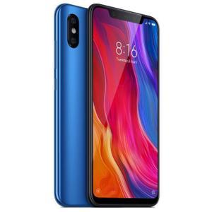 Xiaomi Mi 8 64GB Dual Sim - Sininen - Lukitsematon