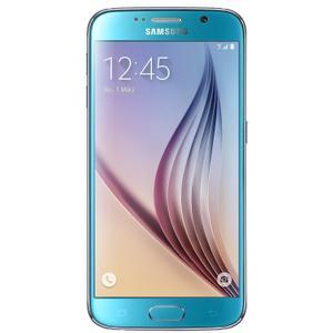 Galaxy S6 32 Gb Dual Sim - Azul - Libre