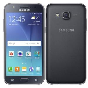 Galaxy J5 (2015) 8 Gb   - Schwarz - Ohne Vertrag