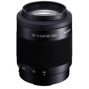 Objectif  Sony SAL 55-200