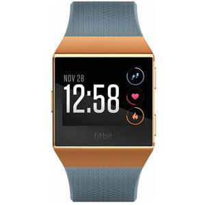 Smart Watch Cardiofrequenzimetro GPS Fitbit Ionic - Arancione/Blu
