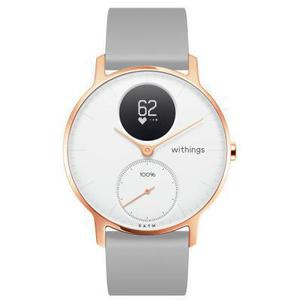 Montre Cardio GPS Withings Steel HR - Or rose
