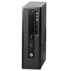 HP EliteDesk 800 G1 SFF Core i5-4570 3,2 - HDD 250 Gb - 8GB
