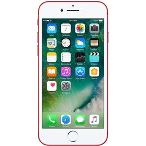 iPhone 7 256GB - (Product)Red - Lukitsematon