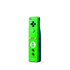 Fernbedienung der Nintendo Wii - Grün - Luigi Limited Edition