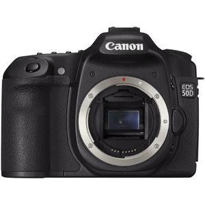 Cámara réflex Canon EOS 50D + objetivo Canon EF-S 18-55mm f/4-5.6 IS STM