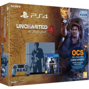 Playstation 4 - HDD 1 TB - Grau