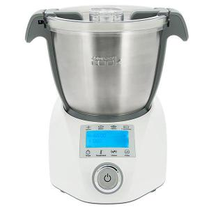 Robot ménager multifonctions COMPACT COOK Elite CF1602 Blanc