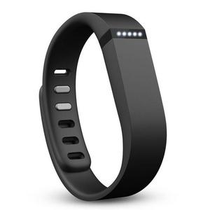 Aktivitätsarmband Fitbit Flex  - Schwarz