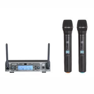 Microphone sans fil professionel  EUROPSONIC WR800