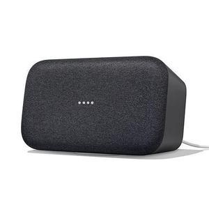 Google Home Max Speaker Bluetooth - Musta