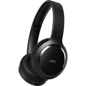 Kopfhörer Rauschunterdrückung Bluetooth mit Mikrophon Jvc HA-S80BN - Schwarz