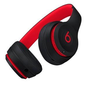 Casque Réducteur de Bruit Bluetooth avec Micro Beats By Dr. Dre Solo3 Wireless - Noir/Rouge