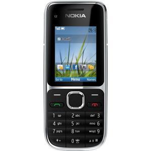 Nokia C2-01 - Noir- Débloqué