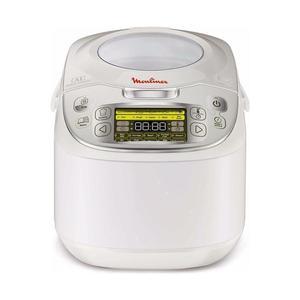 Robot ménager multifonctions MOULINEX 45EN1 MK812101 Blanc/Gris