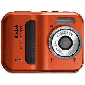 Compact - Kodak Easyshare Sport C123 - Orange