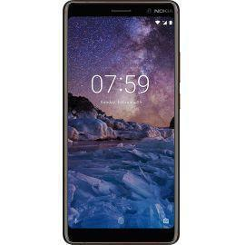 Nokia 7 Plus 64GB Dual Sim - Nero